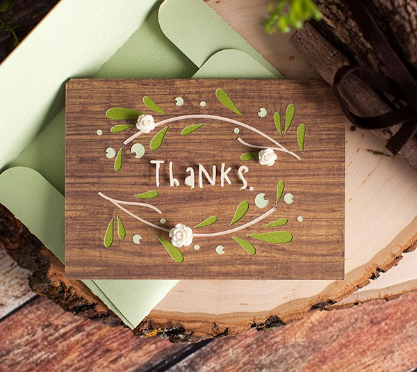 Cricut Free Cut Simple Cards