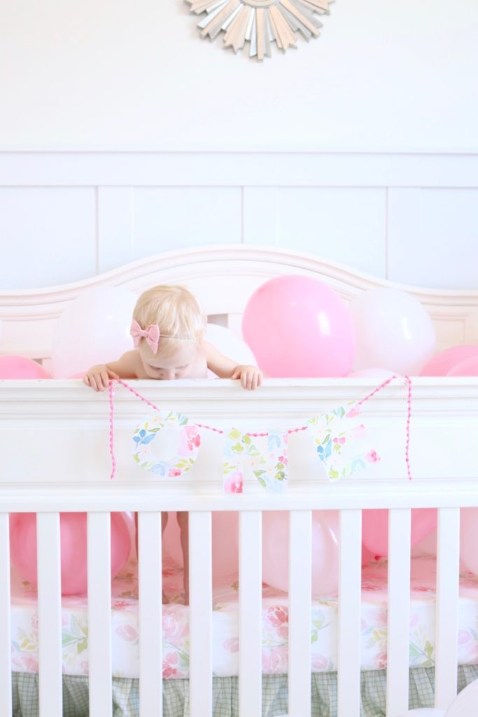 nataliemalan-one-first-birthday-garland-ideas-balloons-nursery-watercolor-3